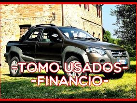 Fiat Strada Cuotas $4400 Solo Por Hoy Tasa 0% 1158667733