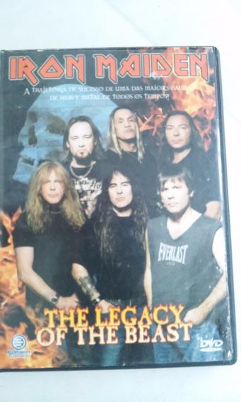 Dvd Original Iron Maiden