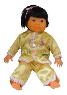 Bebote Monsi Zhuo Rasgos Orientales Con Vestido V/colores