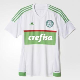 Camisa Palmeiras adidas Goleiro Original Branca