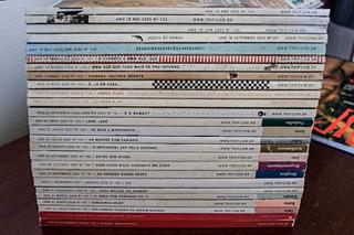 Coleção 26 Revistas Trip #revista #trip