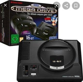 Jogos De Mega Drive, Muita Diversão Para Toda A Família.
