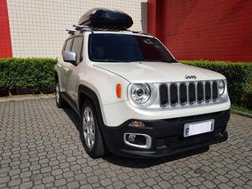 Jeep Renegade 1.8 Flex Aut. 5p Único Dono