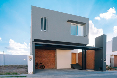 Casa Residencia En Privada Acabados Lujo Privada Inversion
