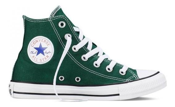 Bota Converse All Star Verde Original