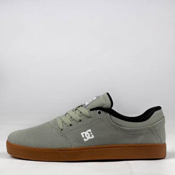 Tênis Dc Shoes Crisis Tx La Grey/gum Original