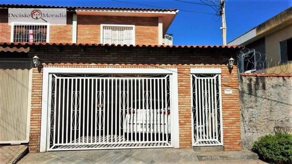 Sobrado Com 4 Dormitórios À Venda 595 Mil E Locação 4 Mil, 132 M² - Pq Ipê/butantã - São Paulo/sp - So0488