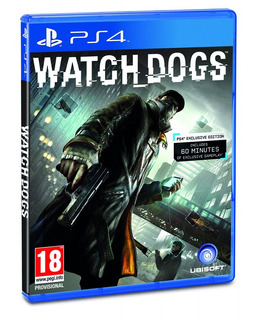 Watch Dogs Juego Ps4