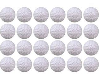Kaddygolf Pelotas Golf Lisa Practica Indoor Poco Vuelo X 9