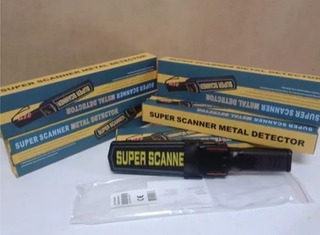 Detector De Metal Super Scanner. Nuevo En Su Paquete!