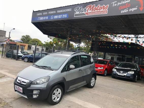 Fiat Idea Adventur ((mar Motors))