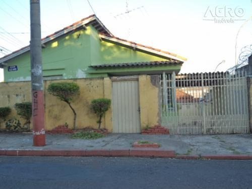 Casa Residencial À Venda, Centro, Bauru - Ca0190. - Ca0190
