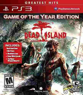 Juego Ps3 Dead Island Game Of The Year Edition