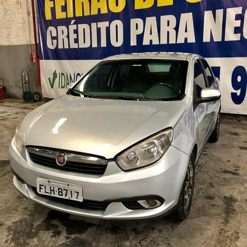 Fiat Grand Siena Essence 2014