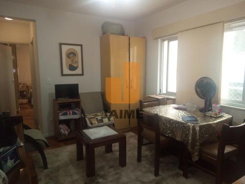 Apartamento Para Venda No Bairro Higienópolis Em São Paulo - Cod: Ja15735 - Ja15735