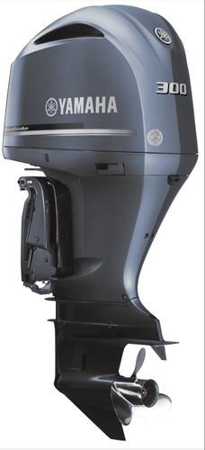 Motor Fuera De Borda - Yamaha Df 300 Betx - 4t - Usado