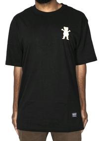 Camiseta Grizzly / Com Etiqueta Original, Promoção