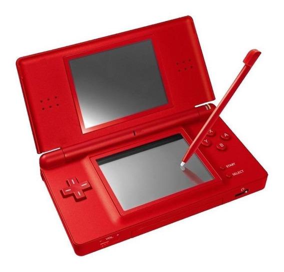 Nintendo DS Lite 256kB vermelho