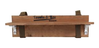 Mesa Plegable Para Baranda Terraza 100cm, Gianini Tavolo&bar