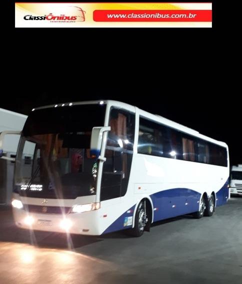 Classi Onibus Vende Busscar Vista Buss 2001 Oh 1628 Trucado