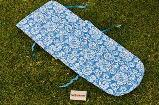 Forro Tabla De Planchar Tela Diseño Regalo