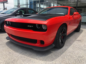 Dodge Challenger 6.2 Srt Go Mango At 2017