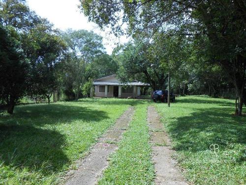 Chácara Com 3 Dormitórios À Venda, 8824 M² Por R$ 550.000,00 - Água Espraiada (caucaia Do Alto) - Cotia/sp - Ch0002
