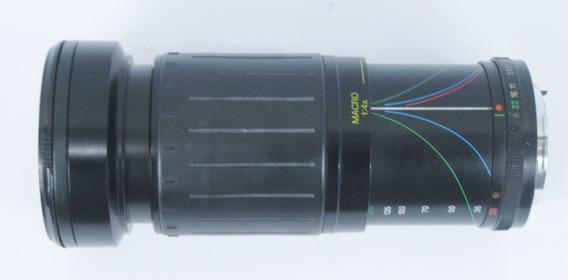 Objetiva Vivitar 28-210 - Filtro 72mm Uv - Usada