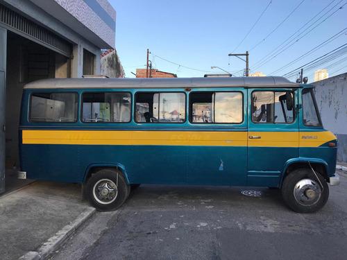 Imagem 1 de 8 de Mercedes 608 D