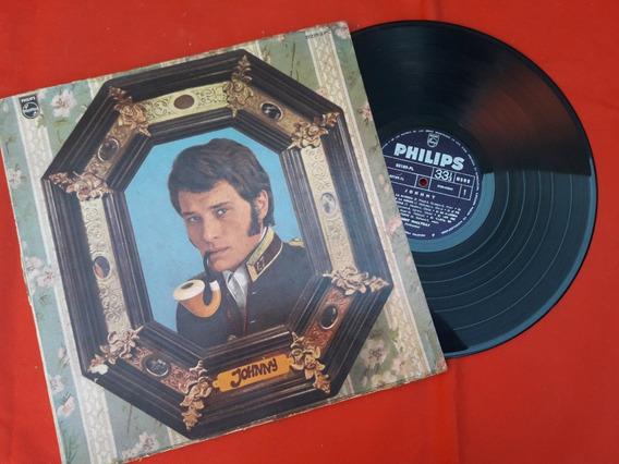 Johnny Johnny Hallyday 70 Vinilo Lp Original Usado No Envío