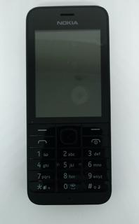 1° Nokia 220 Preto Com Defeito Sem Garantia