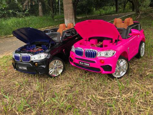 Imagem 1 de 8 de Carro Elétrico Bmw X5 Infantil 12 Volts
