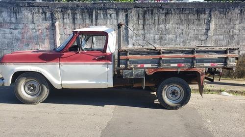 Chevrolet D-10 Diesel D-10 Diesel 2 Portas