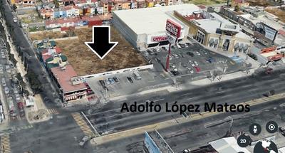 Terreno En Venta Adolfo López Mateos