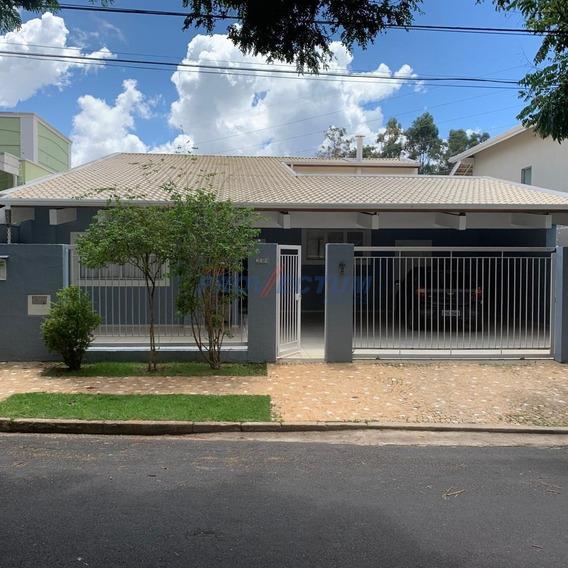 Casa Á Venda E Para Aluguel Em Nova Campinas - Ca037565