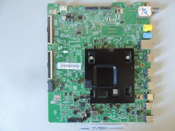Placa Principal Tv Samsung Un55mu6100g - Bn94-12418t.