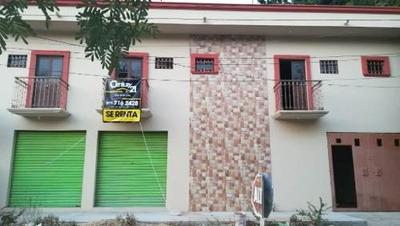 Edificio En Renta Salina Cruz, Oax.
