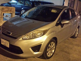 Ford Fiesta 1.6 S 5vel Sedan Mt 2013