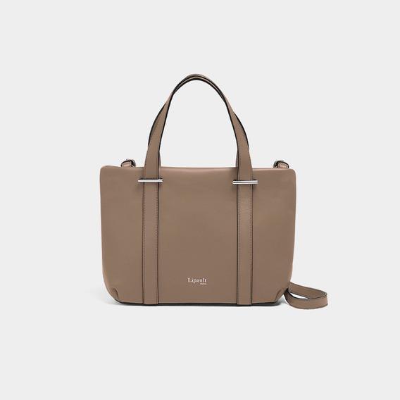 Bolsa By The Seine Nano Tote Bag Casual Lipault Nude