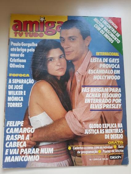 Amiga 1050 Cristiana Oliveira Xuxa Torloni Savalla Xuxa Ritc