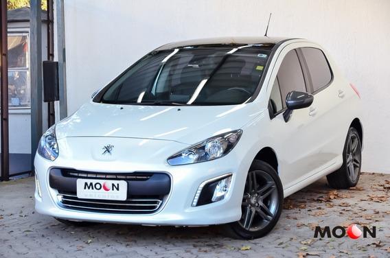 Peugeot 308 1.6 Thp Griffe Automático 2015 Branco