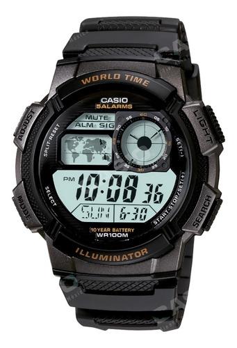 Reloj Casio Core 10 Años Modelo Ae-1000w
