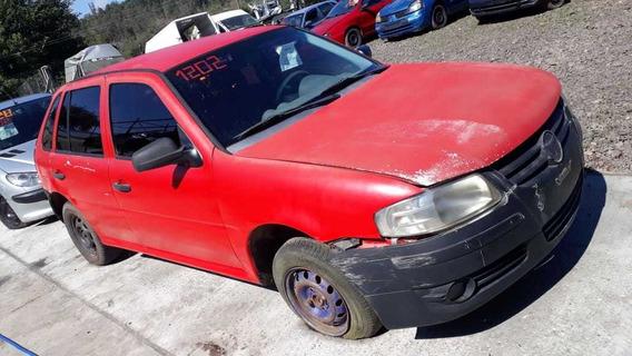 Sucata Vw Gol G4 1.0 2007 Flex 75 Cvs - Rs Auto Peças