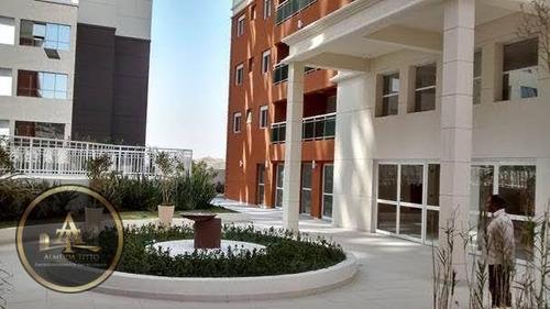 Excelente Apartamento Á Venda No Condomínio Vision - Betahville - Confira ! - Ap1008
