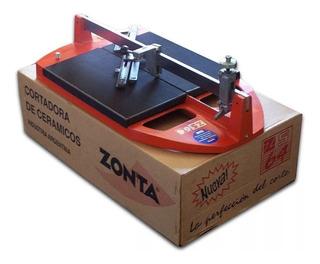 Cortadora De Cerámico Zonta Zs64 Porcelanato Profesional