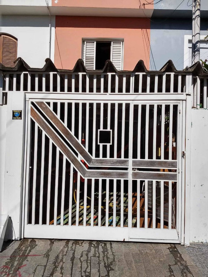 Casa Sobrado 2 Dormitórios Aeroporto - Campo Belo - Metrô