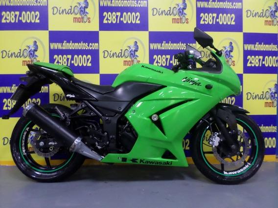 Kawasaki Ninja 250 R 2010
