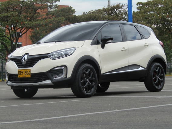Renault Captur Intense 2000 At Aa Ab Abs