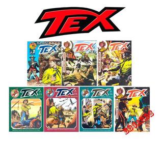 Hq Tex Platinum Ouro Histórica Anual Revistas Novas