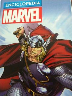 Enciclopedia Marvel Editorial Atalaya